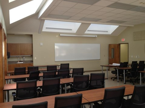 UAMS Bldg 7a lecture room