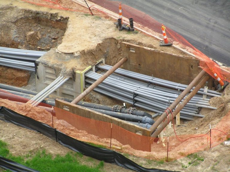 UAMS Underground Campus Loop Repairs