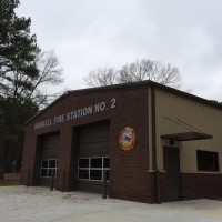 Haskell Fire Station #2, eco Construction