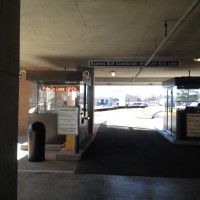 UAMS Parking Tech Phase 4, eco Construction