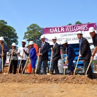 Ground Breaking for e-Stem High School, eco Construction