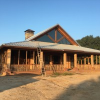 Dream Hunting Lodge, eco Construction, business park